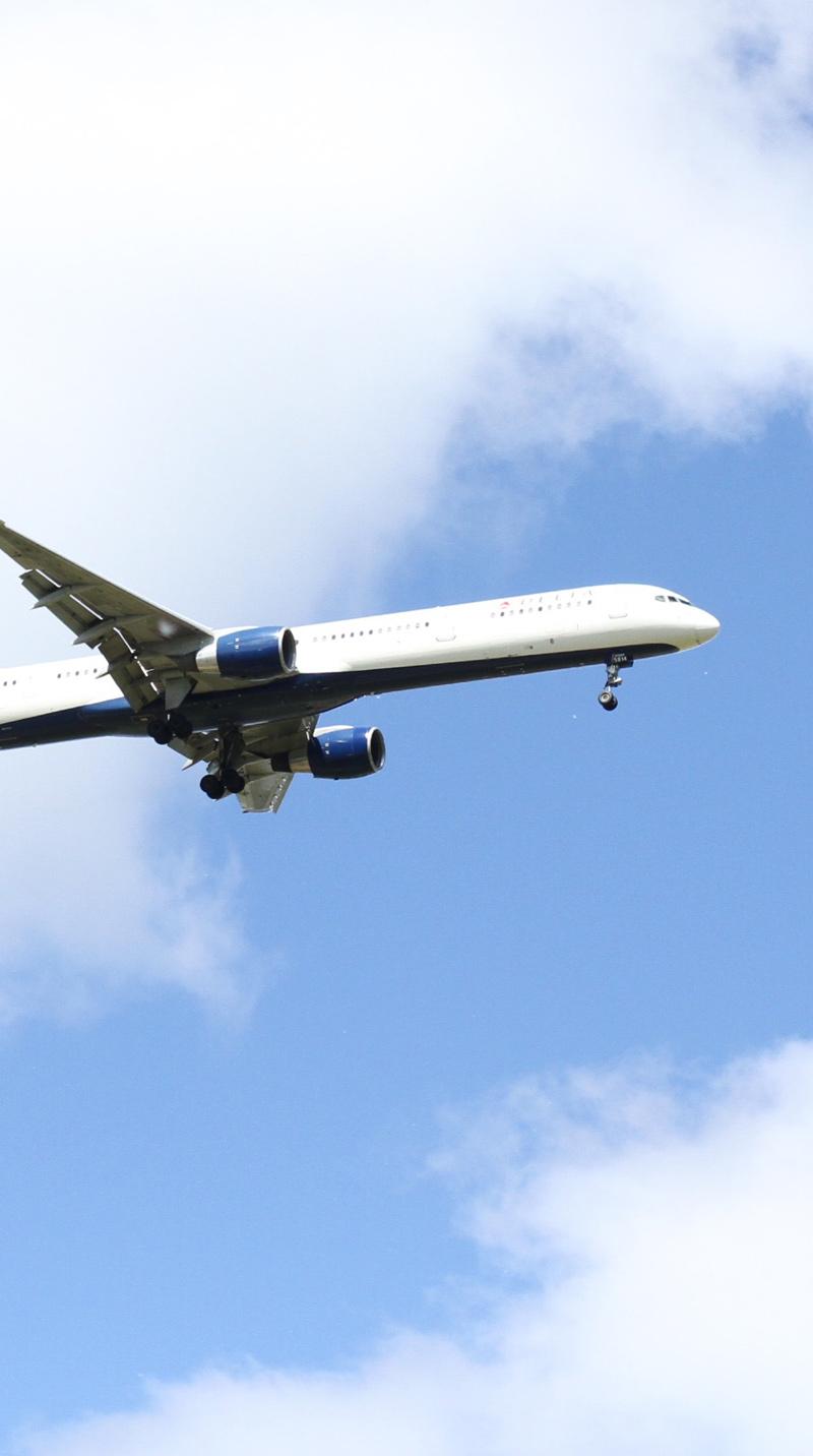 Detroit Region Aerotropolis Nonstop Flights