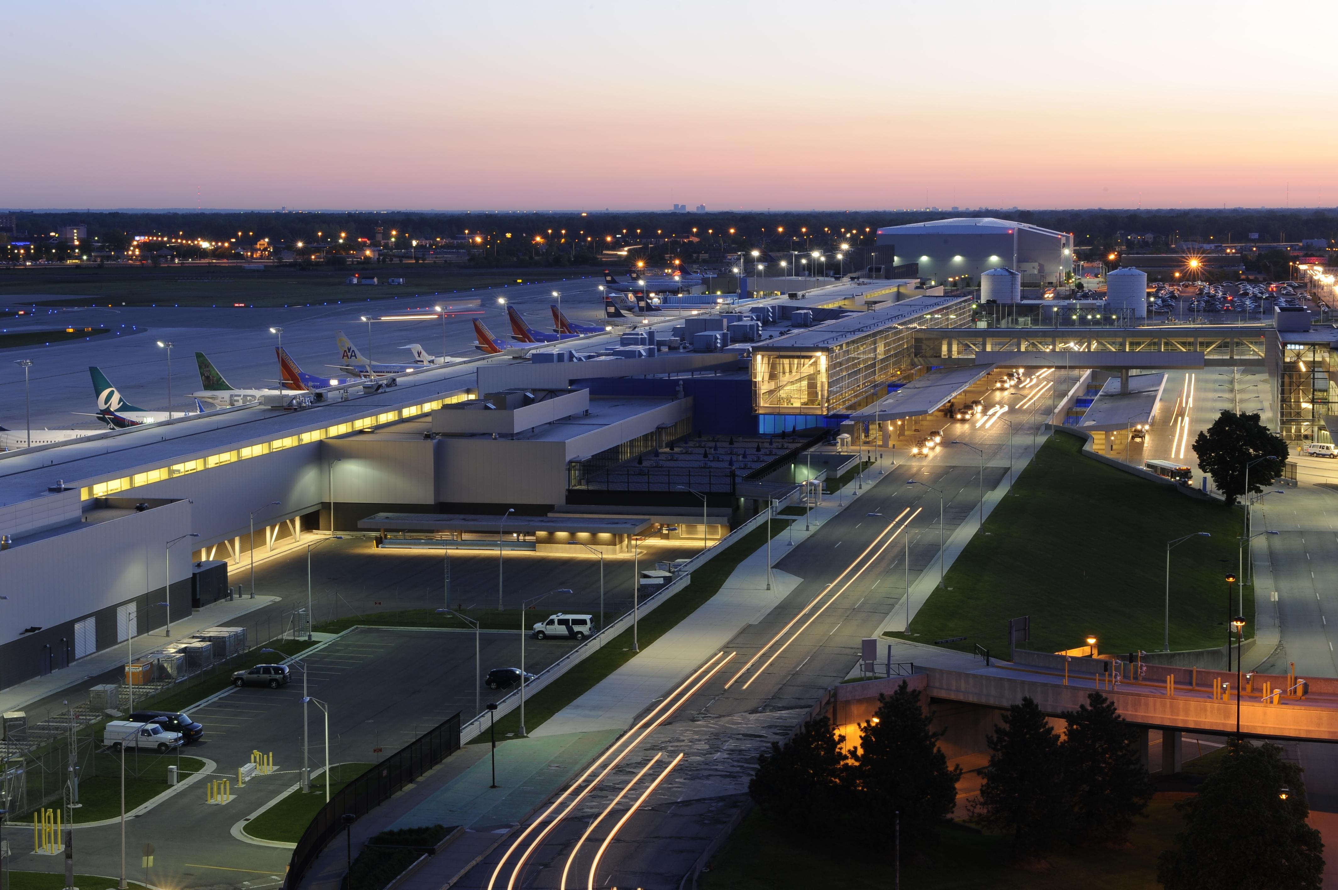 Airports Detroit Region Aerotropolis Corporation